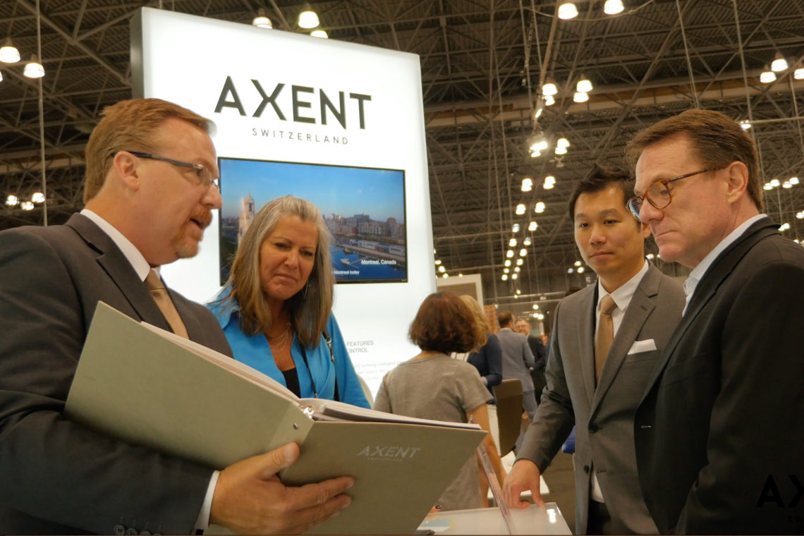 The Axent One C Intelligent Toilet Debuts At New York S