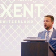 Mr. Daniel Grob, Co-founder/CEO of AXENT Switzerland
