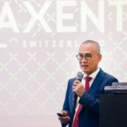 Mr. Frank Li, Co-founder of AXENT Switzerland
